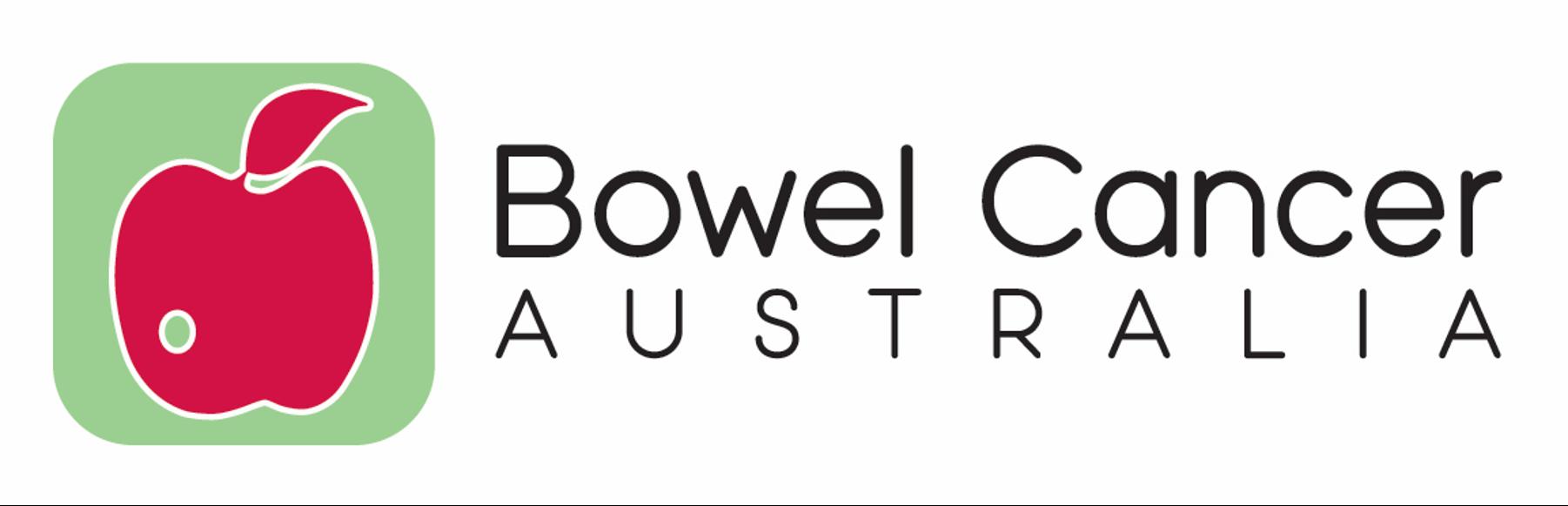 Logo for Bowel Cancer Australia, a Pulse Infoframe partner