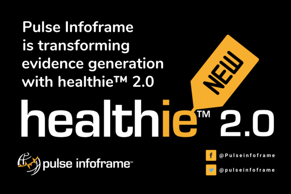 Pulse Infoframe Launches healthie™ 2.0—Setting a New Standard for Generating Quality Real-World Evidence