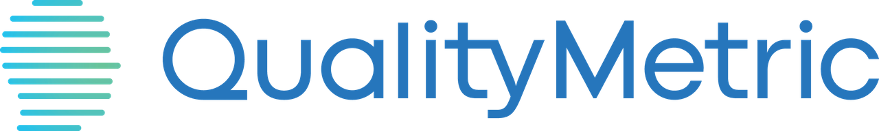 Logo for QualityMetric, a Pulse Infoframe partner